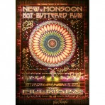 Fillmore New Monsoon/HBR Poster 2/4/06 (band signed)