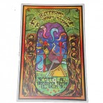 NYE 2005 Poster (band signed)