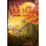 High Sierra Music Festival 2005 poster